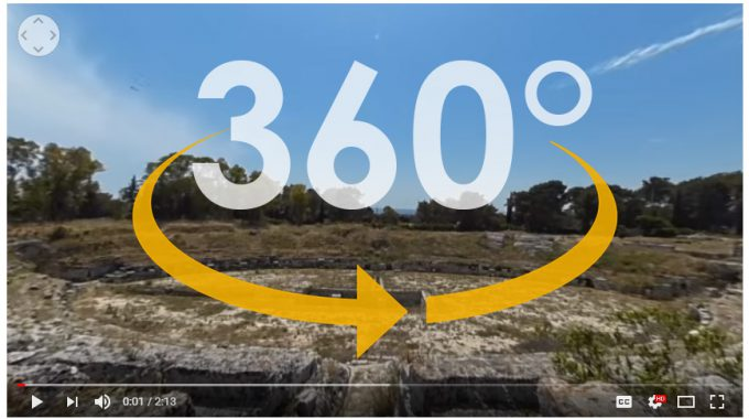 360-degree Video Header
