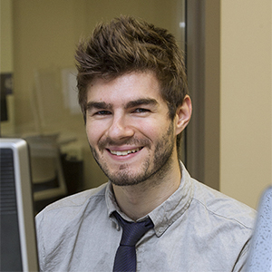 Joe Hogle, Testing Assistant