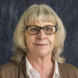 Sue Richardson, Testing Supervisor