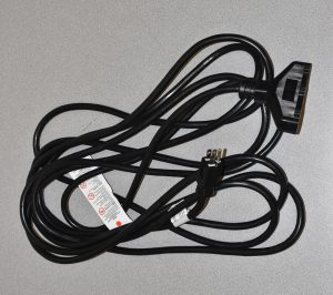 Extension Cord, 3 Plugs