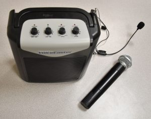 Personal PA Speaker System