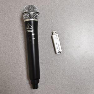 USB Handheld Microphone