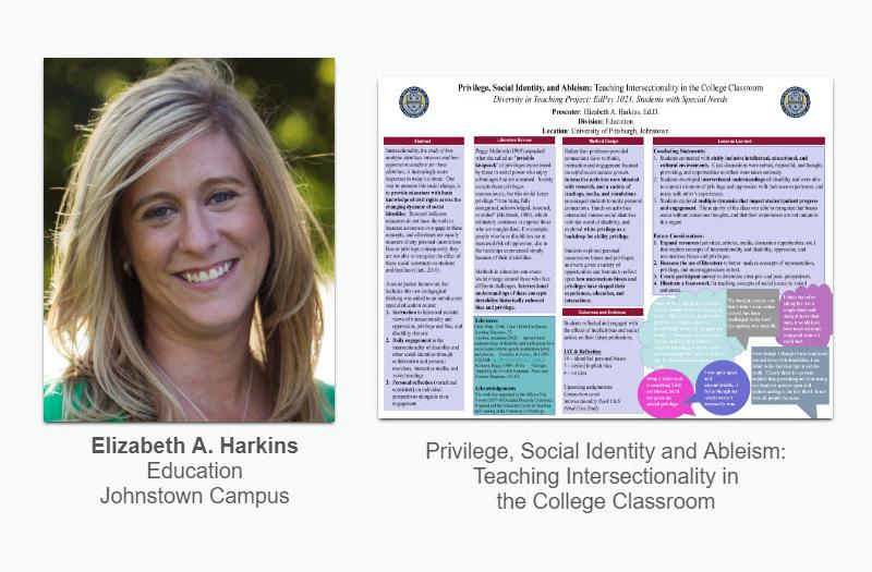 Extended Diversity Experience 2018: Elizabeth Harkins