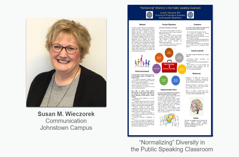 Extended Diversity Experience 2018: Susan M. Wieczorek