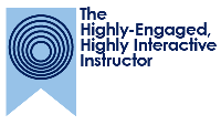 Faculty Pathways - Highly Engaged, Highly Interactive Instructor