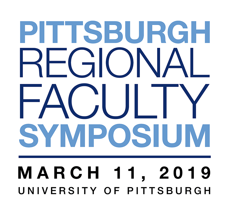 2019 Pittsburgh Regional Faculty Symposium logo