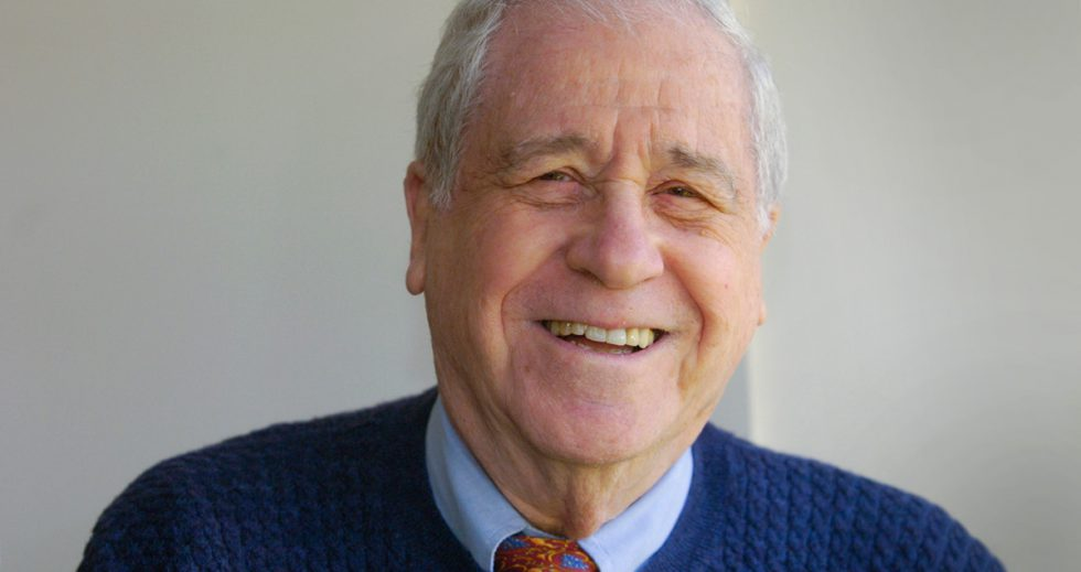 Remembering Dr. Bernard Fisher, Pioneer In Breast Cancer Research