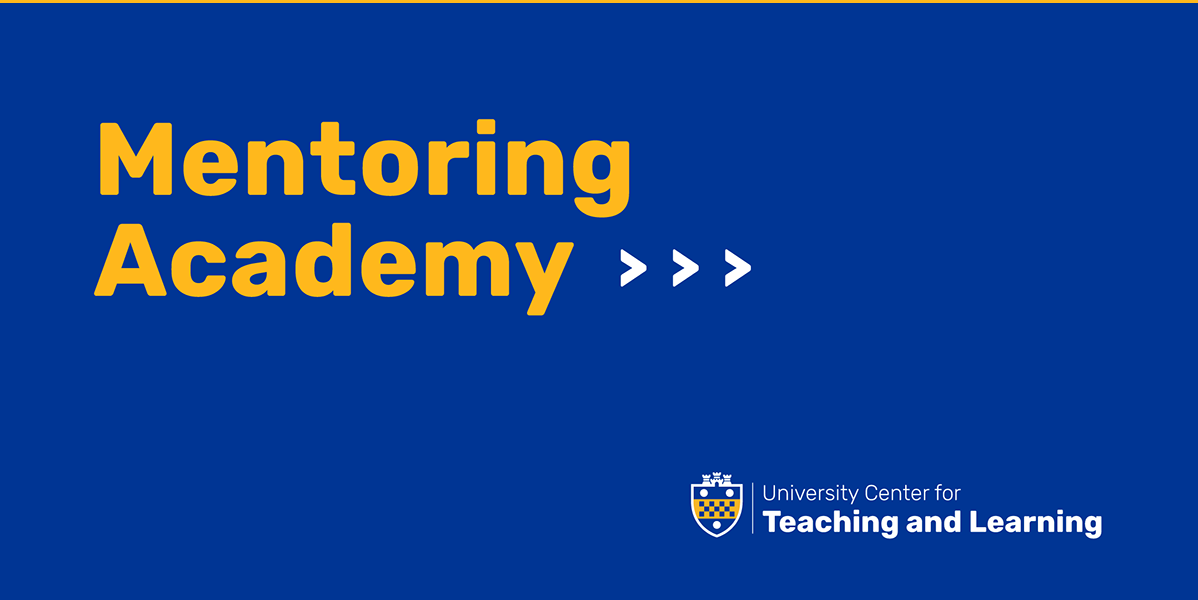 Mentoring Academy Workshops