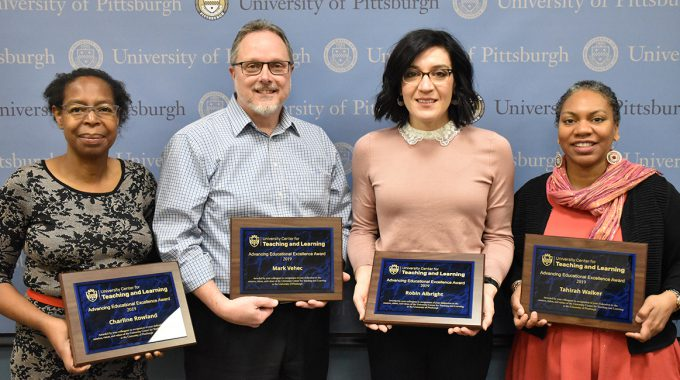 2019 Advancing Educational Excellence Award Winners