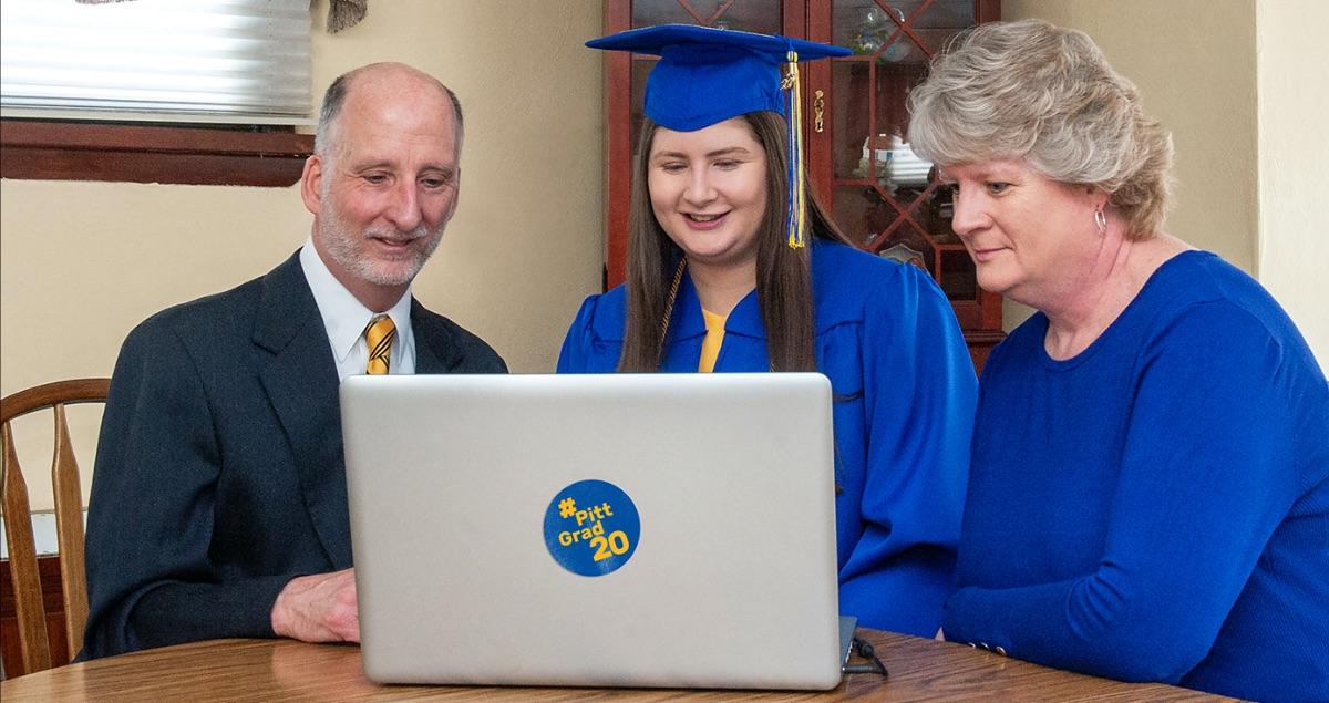 2020 Pitt Virtual Graduation