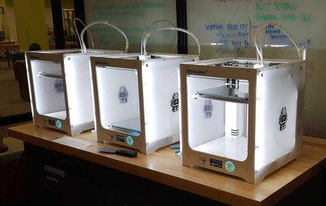 Open Lab 3D Printers