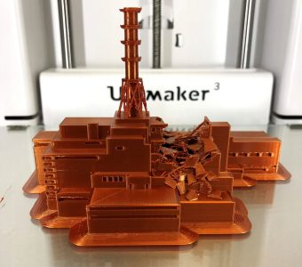 Open Lab 3D Printing Example