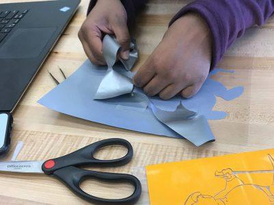 Open Lab - Vinyl Cutting Example