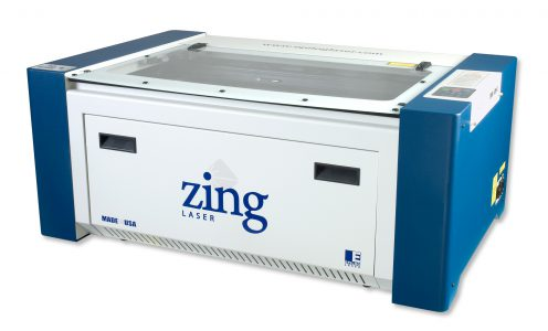 "Open Lab - Epilog Zing 24"" Cabinet With 50W CO2 Laser"