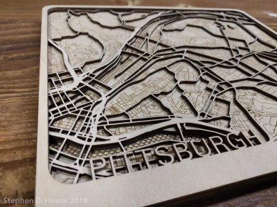 Open Lab - Laser Cutting & Engraving Example