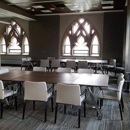 Learning Space Development Project In Cathedral Of Learning