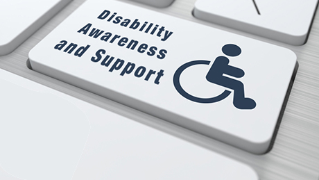 MOOC Disability Awareness Support logo