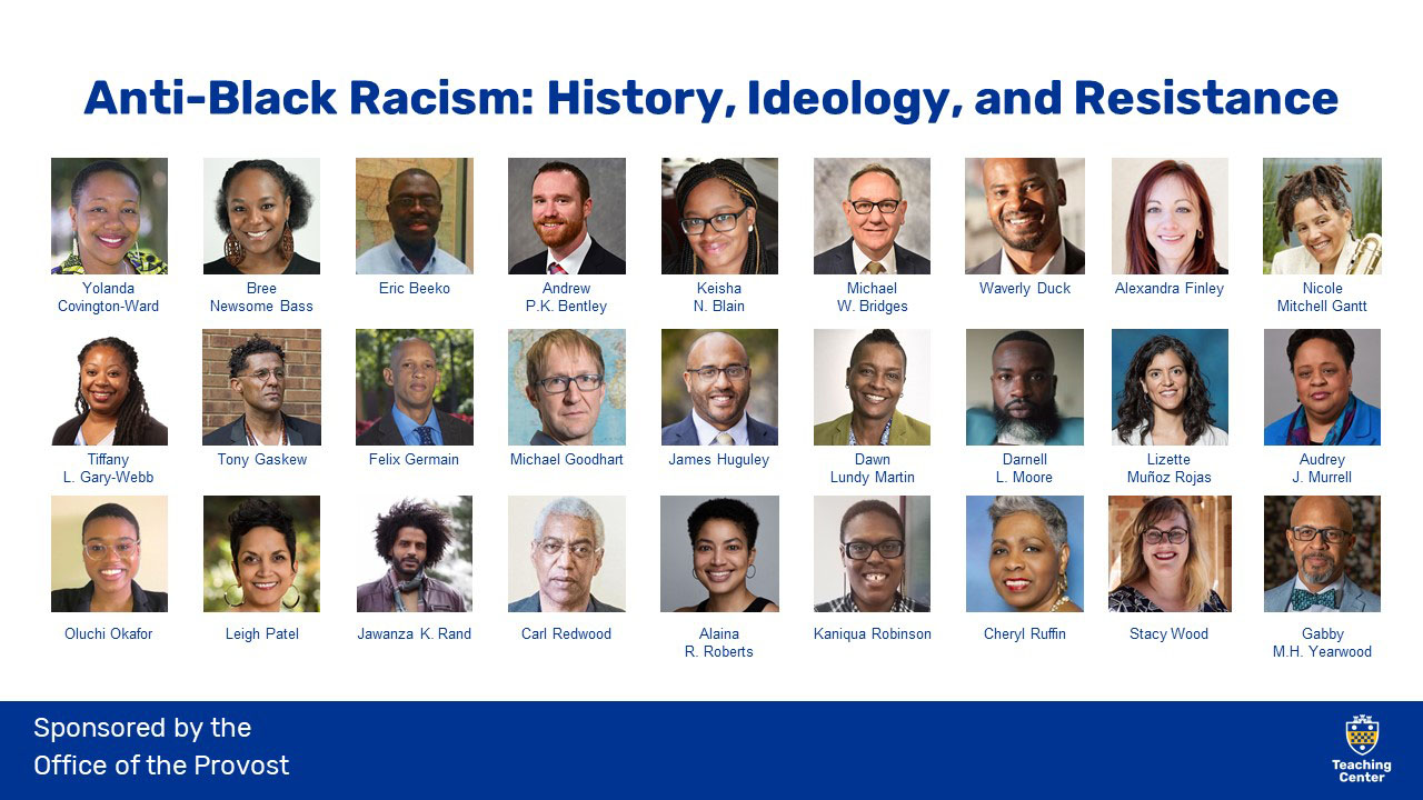 Diversity Awards 2020: Anti-Back Racism Faculty & Staff