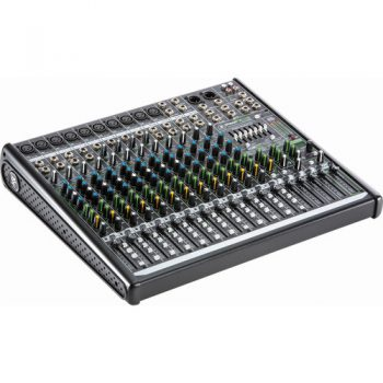 16 Channel Audio Mixer – Mackie ProFX16v2