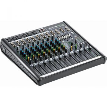 12 Channel Mackie Mixer – ProFX12v2